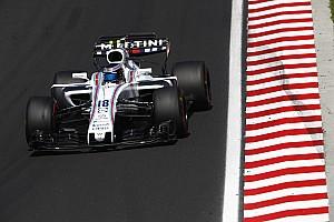 Formula 1 Breaking news Stroll has