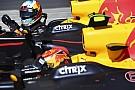Verstappen, Ricciardo ile yine konuşacak