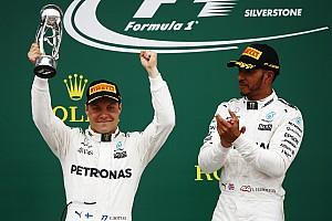 F1 Entrevista Bottas califica su resultado como