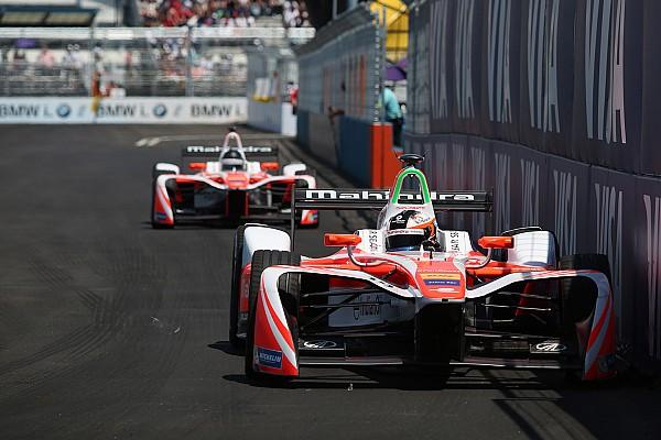 Formula E Son dakika Rosenqvist ve Heidfeld 4. sezonda da Mahindra'da