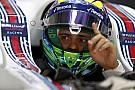 Feliz, Massa destaca baixo desgaste de pneus em Sochi