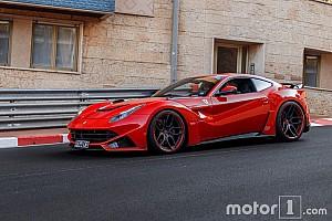Auto Actualités Des supercars en pagaille à Monaco