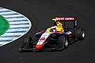 GP3 Jerez: Alesi verliest pole voor tweede race na clash met Lorandi