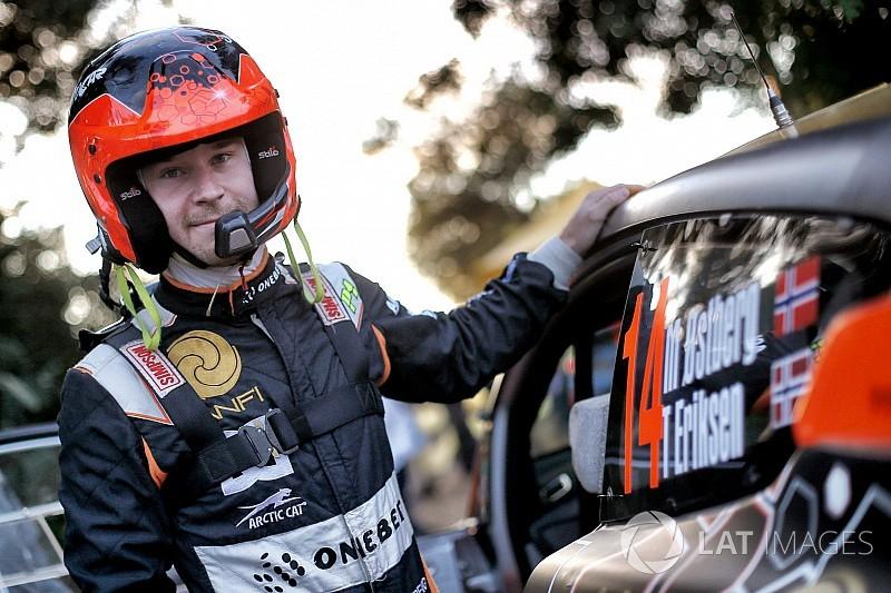 Citroen-Comeback für Mads Östberg in der WRC