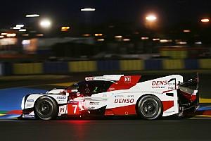 Le Mans Rennbericht 24h Le Mans 2017: Zwischenstand nach 8 Stunden