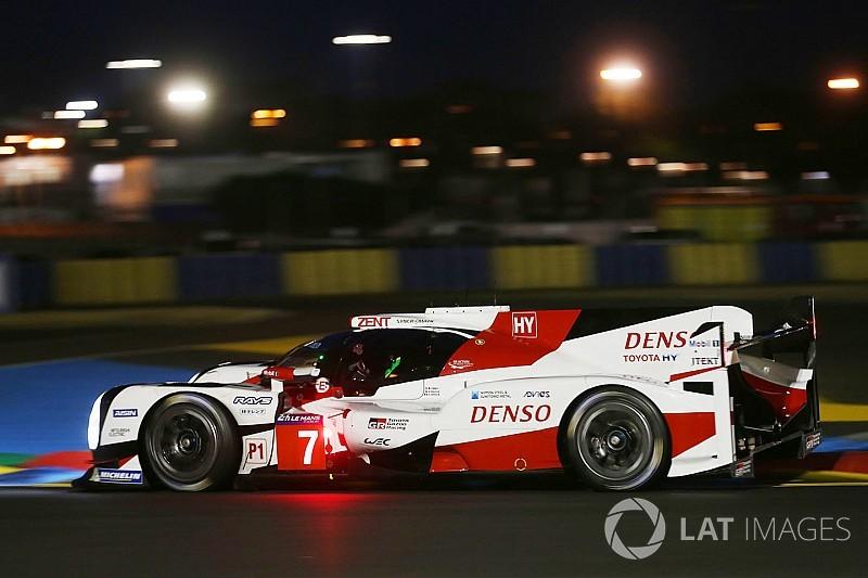 Le Mans 24h: Kobayashi takes provisional pole for Toyota