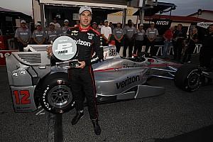 IndyCar Reporte de calificación Power alcanza su pole position 50 en IndyCar