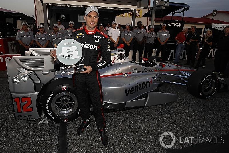 IndyCar на Гейтвей: Пауер завоював 50-й поул