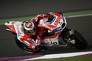 MotoGP Actualités Lorenzo: