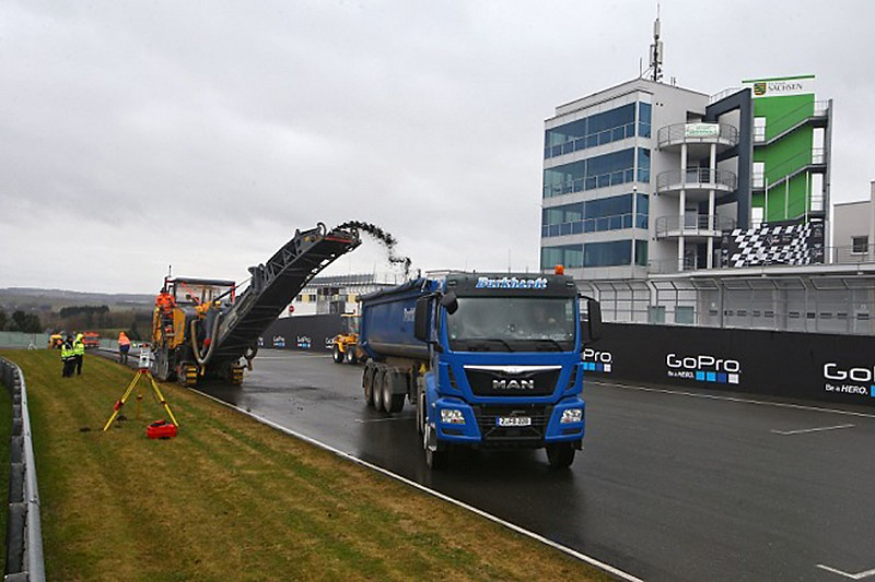 Politik schaltet sich ein: Doch noch Hoffnung für den Sachsenring?