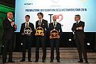 Speciale Premiati a Caserta i campioni ACI 2016