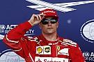 La grille de départ du Grand Prix d'Azerbaïdjan