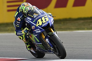 MotoGP Breaking news Rossi will race new Yamaha MotoGP chassis at Assen