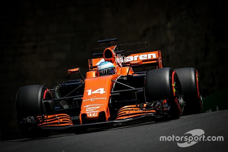 Honda випробувала нову специфікацію двигуна на машині Алонсо