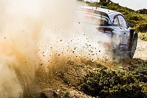 WRC Prova speciale Sardegna, PS18: Paddon sbatte, si passa al gran finale
