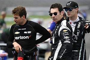 IndyCar News Penske 2018 als Drei-Wagen-Team - Indy 500 mit Castroneves, ohne Montoya