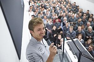 Formula 1 Breaking news Rosberg accepts ambassadorial role at Mercedes
