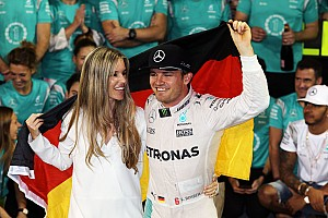 Formula 1 Breaking news Newly-crowned champion Rosberg retires from Formula 1