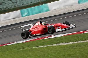 Formula 4 SEA Breaking news Keanon Santoso pasang target podium di Sepang
