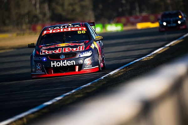 Whincup slapped with grid penalty