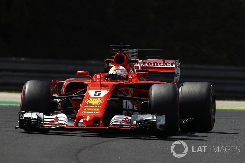 【F1】ベッテル「ライバルたちがフェラーリに不満を持つのは良いこと」