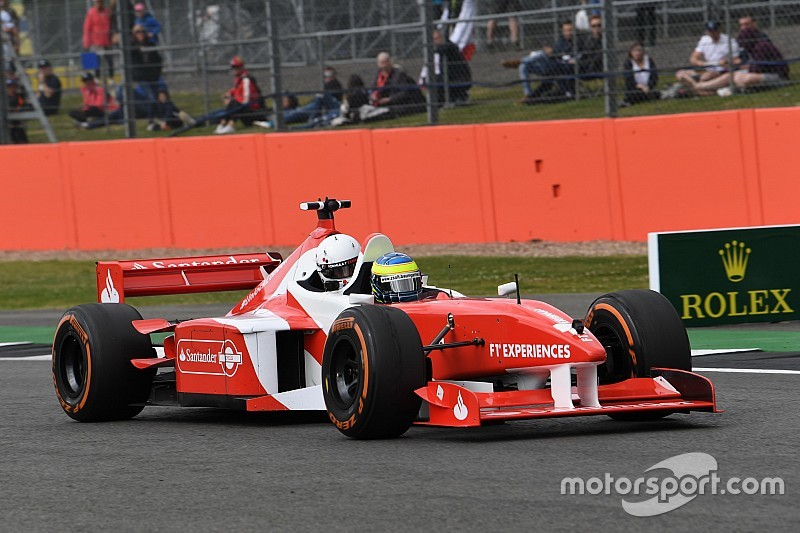 Гаскойн проведет редизайн двухместных машин Ф1