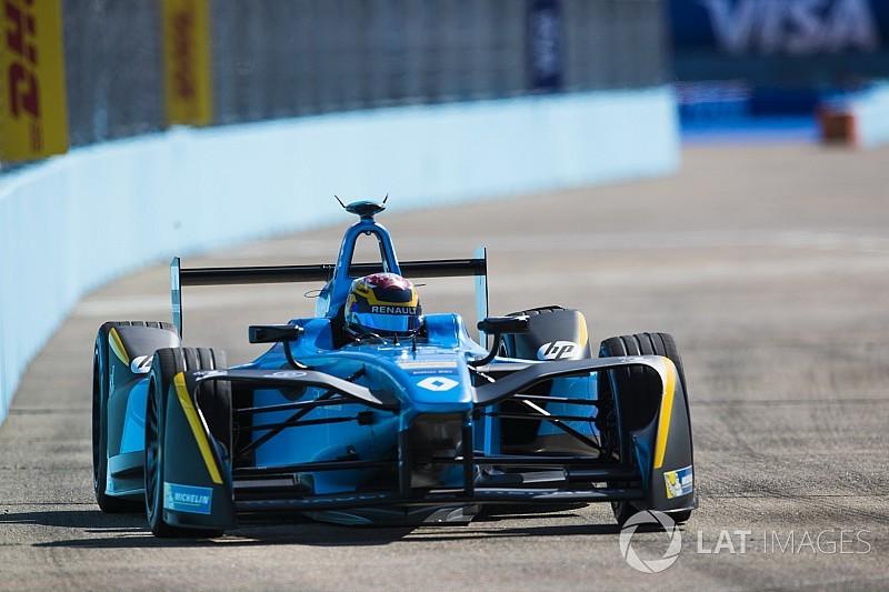 Renault recreó la pista de Montreal en una prueba privada