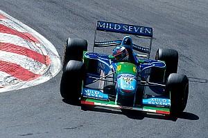 F1 Noticias de última hora Confirmado: Mick Schumacher pilotará el Benetton de su padre en Spa
