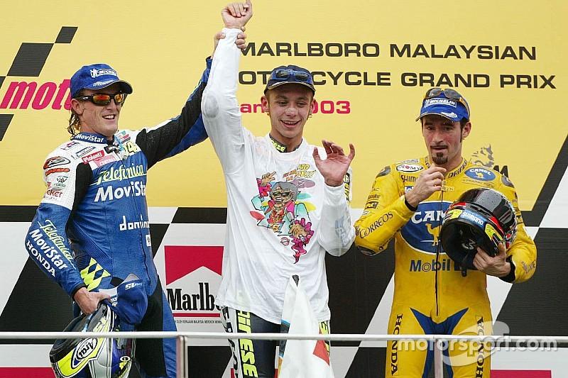 Diaporama - Tous les vainqueurs MotoGP du GP de Malaisie