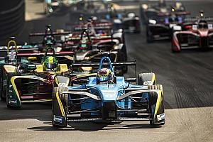 Formule E Réactions Buemi a regardé toute la course... dans ses rétroviseurs