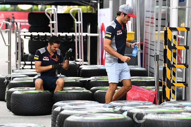 Toro Rosso decide que Sainz deje el coche a Gelael en Singapur ...