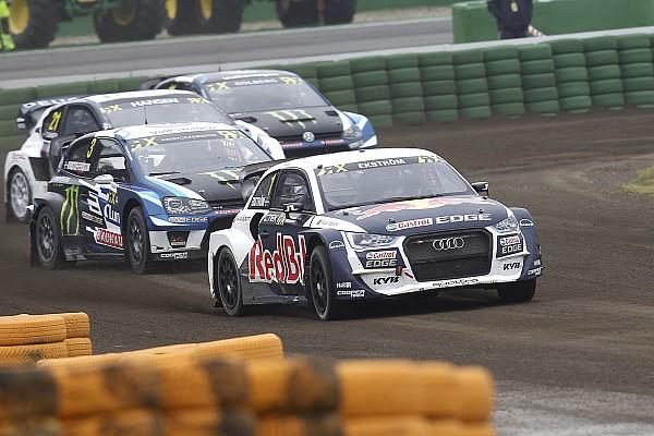 World Rallycross Tercera victoria consecutiva de Ekstrom en el WRX