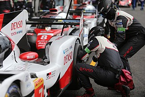 WEC wil snellere pitstops in 2018