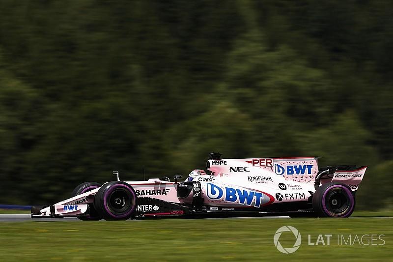 F1 in Silverstone 2017: Force India kündigt größtes Update an