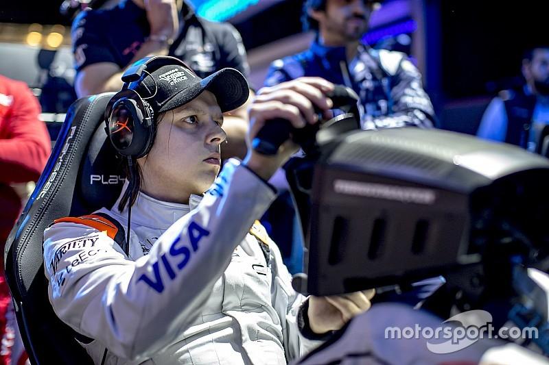 Pemenang eRace Vegas gabung tim eSport McLaren
