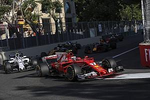 Симрейсинг Новость Видео: События гонки Ф1 в Баку воспроизвели в видеоигре