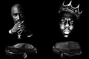 Auto Actualités Aux enchères, les voitures de 2pac et Notorious B.I.G.