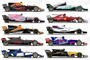 Guide F1 2017 - Quels enjeux pour la saison à venir?