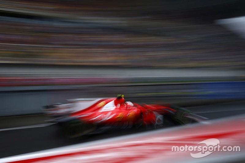 TRANSKRIP: Raikkonen berargumen dengan Ferrari soal strategi pitstop