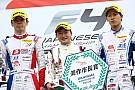FIA-F4選手権 【FIA-F4】岡山第2戦:一騎打ち制した角田「スタートうまく決まった」
