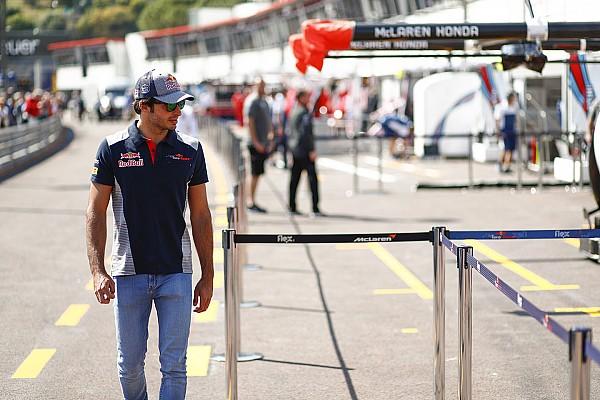 """Sainz: """"El cambio de reglamento nos ha alejado aún más de los equipos grandes"""""""