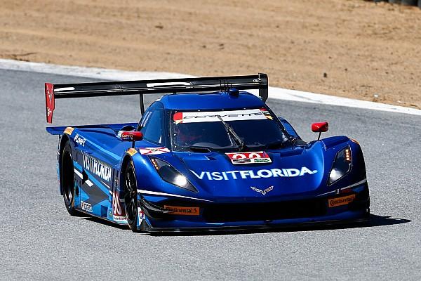 Teamwork sees Visit Florida Racing score second in Monterey GP