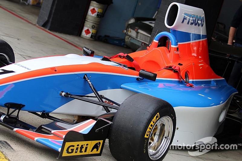 Formula Thunder 5000 confirms first team