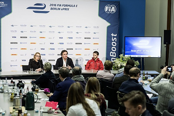 Presentato al pubblico il rinnovato ePrix di Berlino