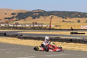 Kart Qualifying report Askew, d'Orlando lead qualifying at Sonoma