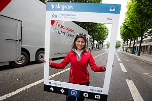 WEC Special feature Audi stars pay tribute to former engineer Leena Gade