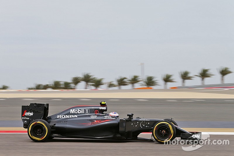 "McLaren performing ""better than in Melbourne"", says Button"