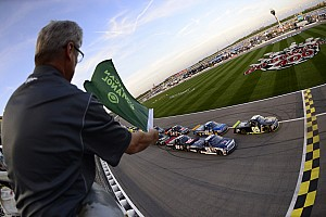 NASCAR Truck Preview NASCAR Trucks return to action at Kansas