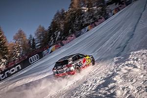 L'Audi e-tron gravit la mythique