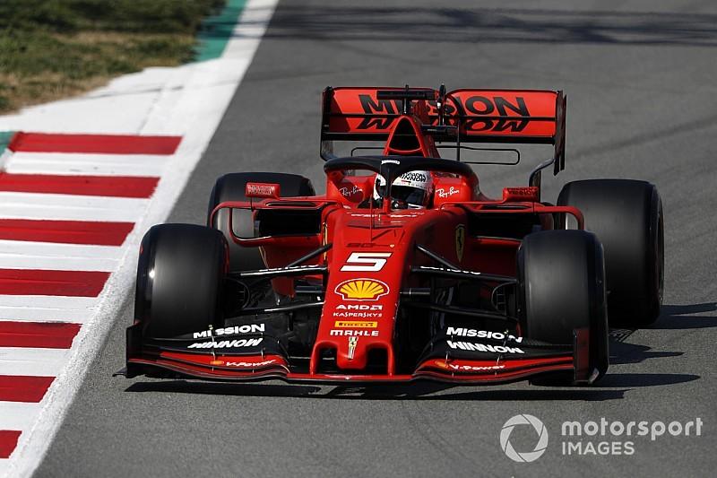 Mission Winnow va rester sponsor de Ferrari